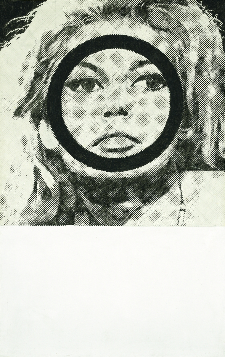 Cr005 brigittebardot christies unframed